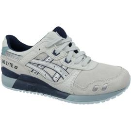 Asics Gel-Lyte Iii M 1191A201-020 kengät harmaa