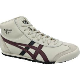 Asics Onitsuka Tiger Mexico Mid Runner M HL328-250 kengät valkoinen