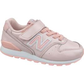 New Balance Uudet Balance Jr YV996GB kengät pinkki