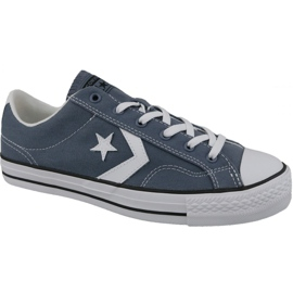 Sininen Converse Player Star Ox M 160557C kengät