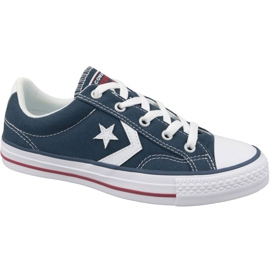 Converse Star Player Ox U 144150C kengät laivasto