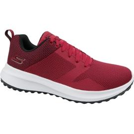 Skechers On The Go M 55330-RDBK kengät punainen