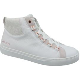 Skechers Side Street Core-Set Hi W 73581-WHT kengät valkoinen