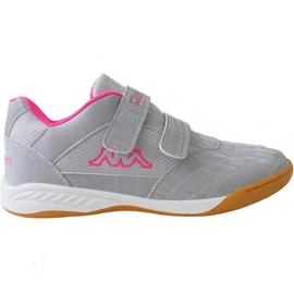 Kappa Kickoff T Jr 260509T 1522 kengät harmaa
