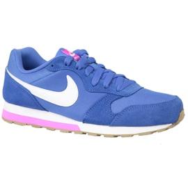 Sininen Nike Md Runner 2 Gs W -kengät 807319-404