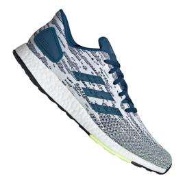 Harmaa Adidas PureBoost Dpr M B37789 kengät