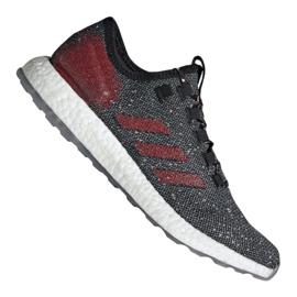 Harmaa Adidas PureBoost M B37777 kengät
