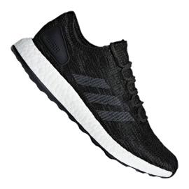 Musta Adidas PureBoost M CP9326 kengät
