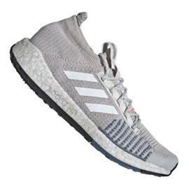 Harmaa Adidas PulseBOOST Hd m M G26931 kengät