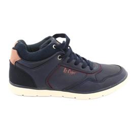 Lee Cooper miesten kengät 19-29-032B laivastonsininen