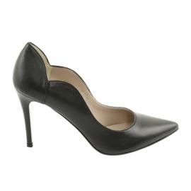 Kaniowski naisten pumput 0226 musta
