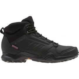 Musta Adidas Terrex AX3 Beta Mid M G26524 kengät