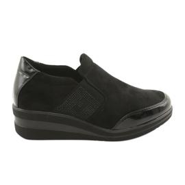 Mustat kengät kiila Sergio Leone 225
