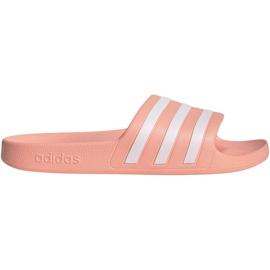 Pinkki Adidas Adilette Aqua W EE7345 tossut