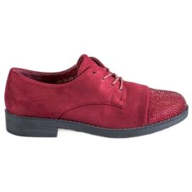 Best Shoes punainen Matalat kiteet kiteillä