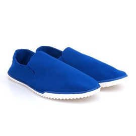 Slip-on lenkkarit Lycra 8527 sininen
