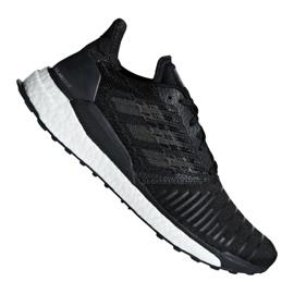 Musta Adidas Solar Boost M CQ3171 kengät