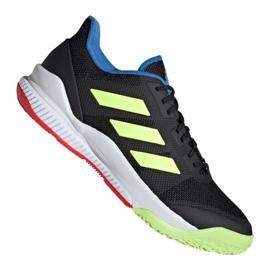 Adidas Stabil Bounce M BD7412 kengät musta musta