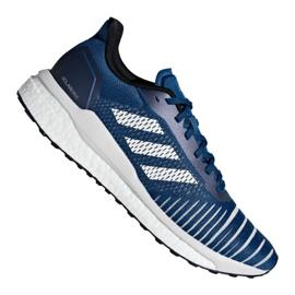 Sininen Adidas Solar Drive M G28966 kengät