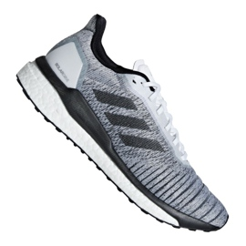 Harmaa Adidas Solar Drive M D97441 kengät