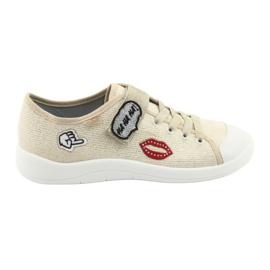 Keltainen Befado lasten kengät 251Q098