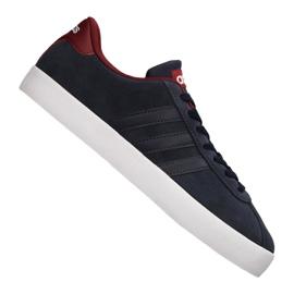 Musta Adidas Vl Court Vulc M BB9635 kengät