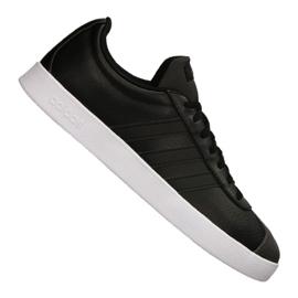 Musta Adidas Vl Court 2.0 M DA9885 kengät