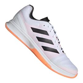 Adidas Counterblast Bounce M F33829 kengät valkoinen valkoinen