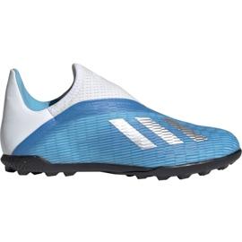 Adidas X 19.3 Ll Tf Jr EF9123 jalkapallokengät