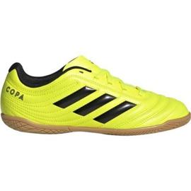 Adidas Copa 19.4 Sisäjalkineissa Jr F35451