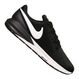 Musta Nike Air Zoom -rakenne 22 M AA1636-002 kengät
