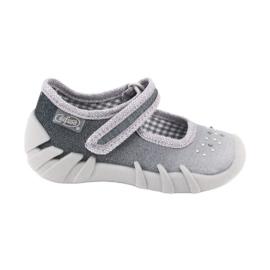 Harmaa Befado lasten kengät 109P185
