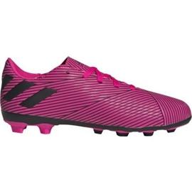 Adidas Nemeziz 19.4 FxG Jr F99949 jalkapallokengät