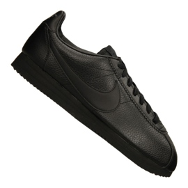 Musta Nike Classic Leather M 749571-002 kengät