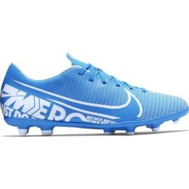 Nike Mercurial Vapor 13 Club FG / MG M AT7968-414 jalkapallokengät