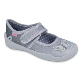 Harmaa Befado lasten kengät 123X034