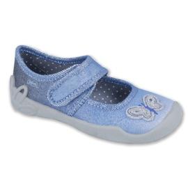 Sininen Befado lasten kengät 123X035