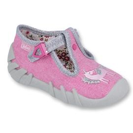 Pinkki Befado lasten kengät 110P360