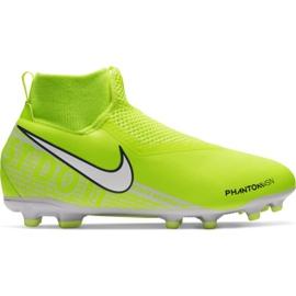 Nike Phantom Vsn Academy Df FG / MG Jr AO3287-717 jalkapallokengät