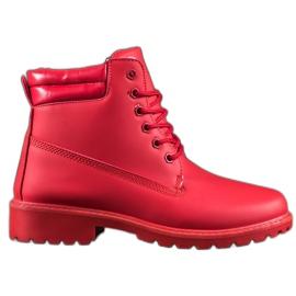 Marquiz punainen Punaiset ansastajat