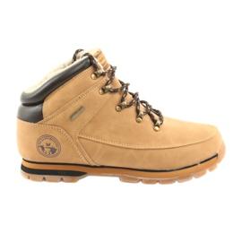 American Club ES40 kamelinnauhoilla varustetut kengät