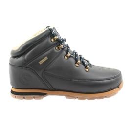 American Club ES39 pitsi-up kengät laivastonsininen