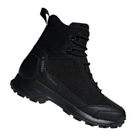 Musta Adidas Terrex Frozetrack H Cw Cp M CV8273 kengät