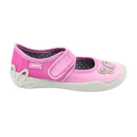 Pinkki Befado lasten kengät 123X038