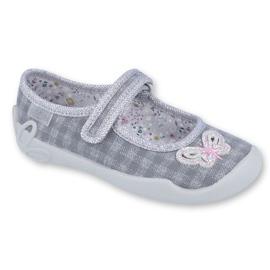Befado lasten kengät 114X364 harmaa