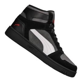 Musta Puma Rebound LayUp Sd M 370219-02 kengät
