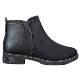 SHELOVET musta Klassiset saappaat