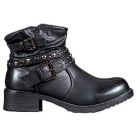 Evento Rock Boots Naiset musta