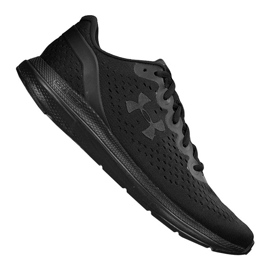 Musta Under Armour Charged Impulse M 3021950-003 kengät