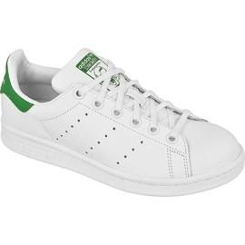 Adidas Originals Stan Smith Jr M20605 kengät valkoinen